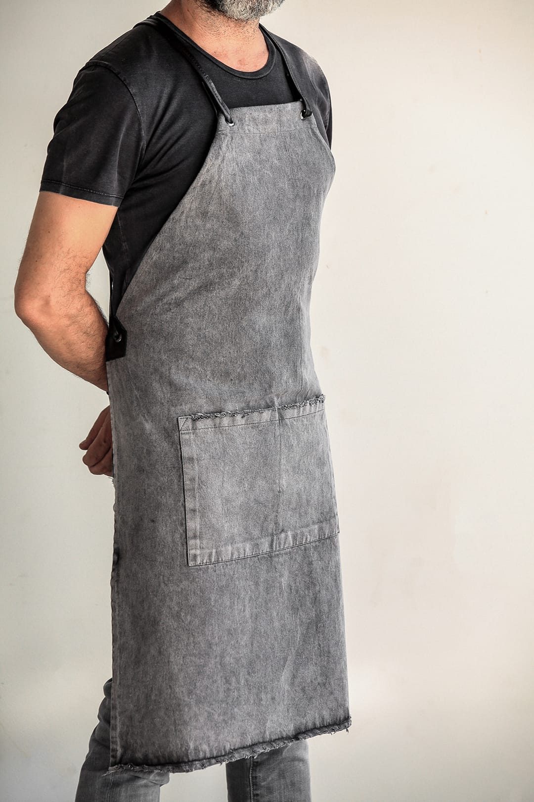 aprons section