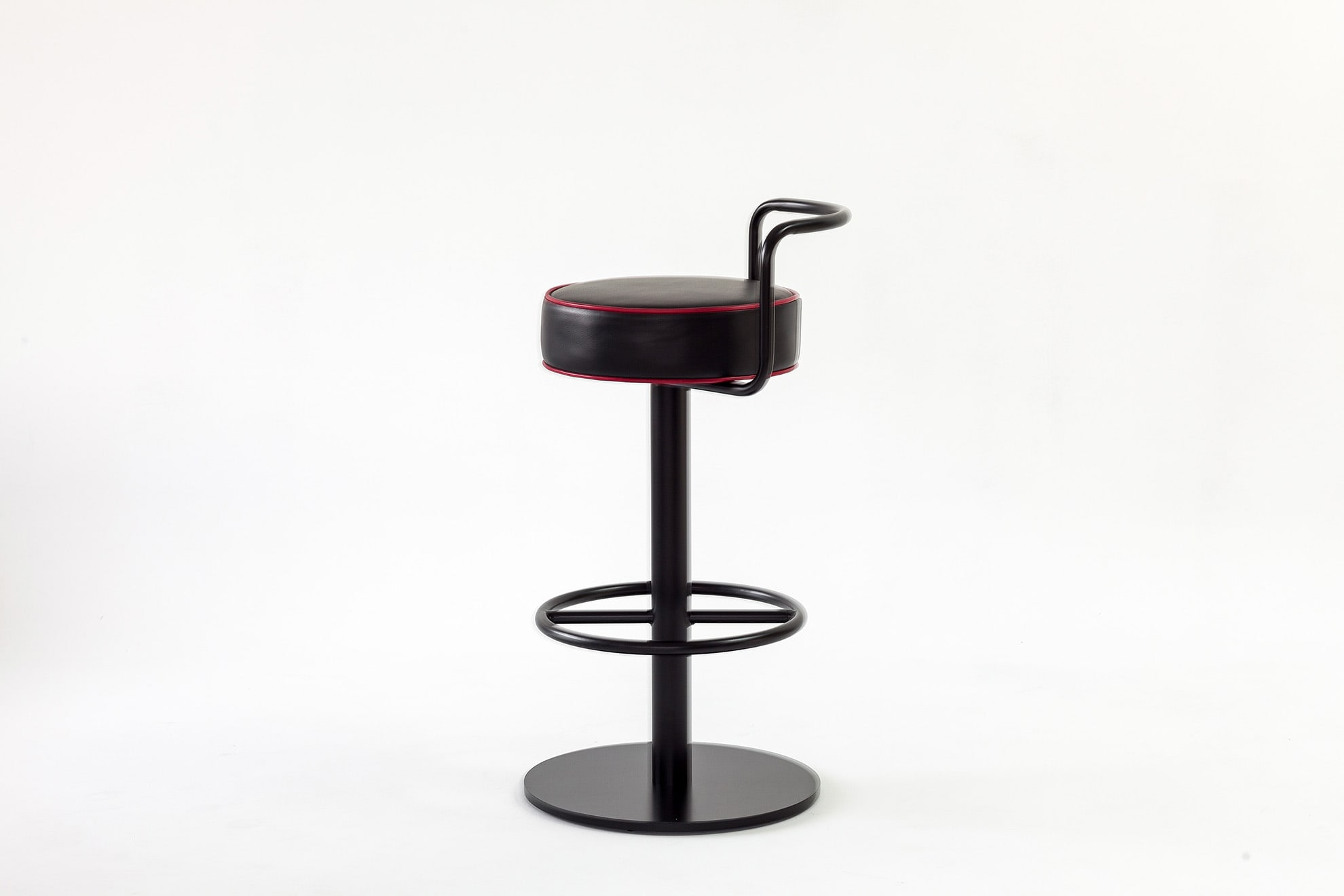 Picture of: Toposworkshop Heavy Duty Bar Stool Topos Workshop